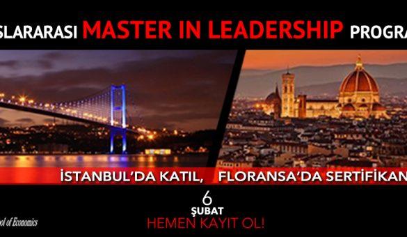 Master ist.flo ETKİNLİK