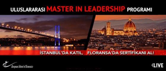 master in leadership
