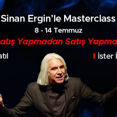 Masterclass 9-14 Temmuz