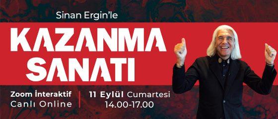Sinan Ergin'le Kazanma Sanatı