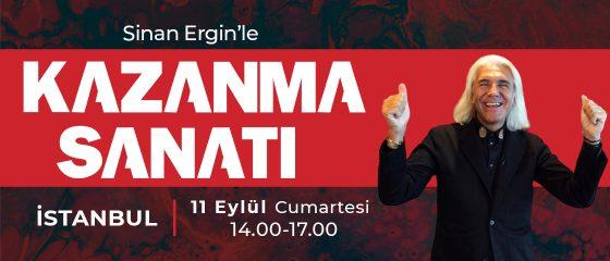 Sinan Ergin'le Kazanma Sanatı – İstanbul