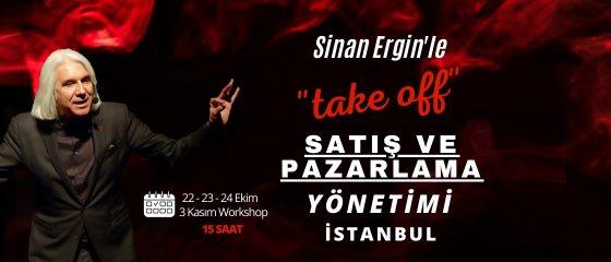 Take Off Satış ve Pazarlama Yönetimi – İstanbul