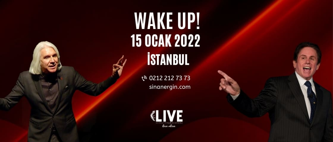 Wake UP! – İstanbul